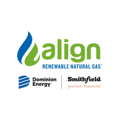 Align Logo with Dominion Energy and Smithfield